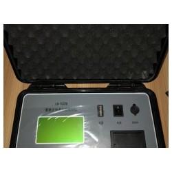 内置锂电池/打印机的油烟检测仪