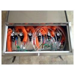 ZYJ-M8压风供水自救装置安装标准