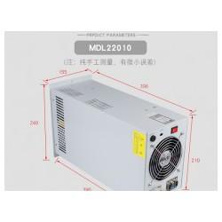 优质的杭州中恒电气MDL22010电源模块供应——MDL2210整流器模块