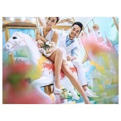 山东海景婚纱照拍摄哪家可靠——黄岛婚纱摄影哪家好