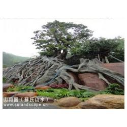 石头刻画 泥塑造型 石头刻字 雕塑小品 假山雕塑