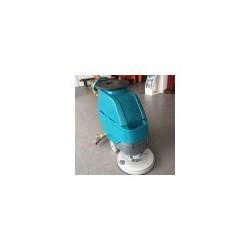 厂家推荐手推电动洗地机全自动地面洗刷机
