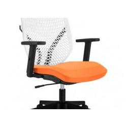 厂家直销批发定制上海上金办公家具中式网布中班椅转椅会议椅