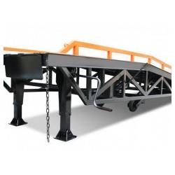 湖北移动登车桥厂家|选购业的移动登车桥就选鑫锴升降机