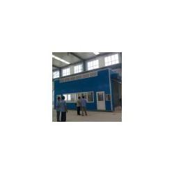 济宁无尘家具厂木工专用喷烤漆房 环保节能喷烤漆房