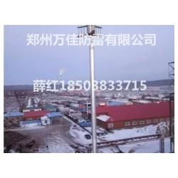 工厂安防系统防雷工程河南万佳特种防雷资质避雷施工公司