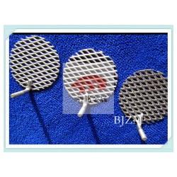 铂电极 铂金钛网 白金钛网