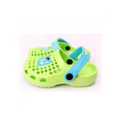 夏季儿童库存鞋卡通花园鞋清仓小码低价沙滩洞洞鞋处理