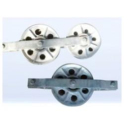 华尚滑导电器——质量好的C型钢提供商,滑线配件定制
