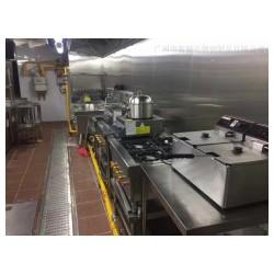 番禺承接不锈钢厨房工程制作业务