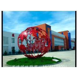 不锈钢镂空球雕塑不锈钢球雕塑厂家