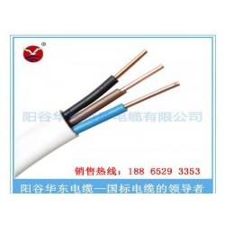 阳谷华东电缆供应全省具有口碑的护套线,内销护套线