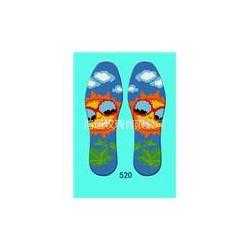 济南鸿运玫瑰十字绣除臭棉布鞋垫处处绣出好精彩