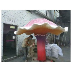 蘑菇造型雕塑厂家哪家好——重庆蘑菇造型雕塑蘑菇房子雕塑仿真蘑菇雕塑