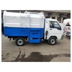 新能源电动垃圾车小型三轮四轮垃圾车厂家直销环卫垃圾车