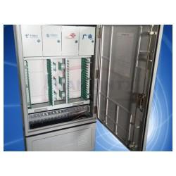 四网合一光缆交接箱576芯安装说明