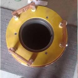 YRKK800-900上海电机厂电机集电环铜环厂家安图纸定制