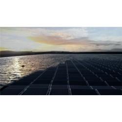 全时水上太阳能发电系统,