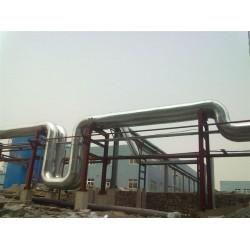 玻璃棉蒸压釜保温工程彩钢铁皮不锈钢保温施工队